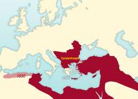 El imperio otomano: expansión y reflujo
