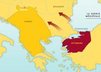 La autonomía Serbia