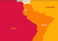 La anexión de Alsacia y Lorena