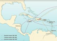 Los otros tres viajes de Cristóbal Colón