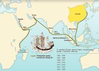 Las expediciones marítimas de Zheng He