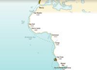 Exploración de las costas africanas por los portugueses