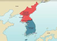 La guerra de Corea (1950-1953)