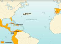Los convoyes de la flota de las Indias