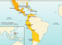 La organización del imperio español en el siglo XVI