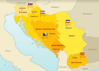 Yugoslavia: de la unidad a la explosión