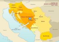 Las guerras en la antigua Yugoslavia
