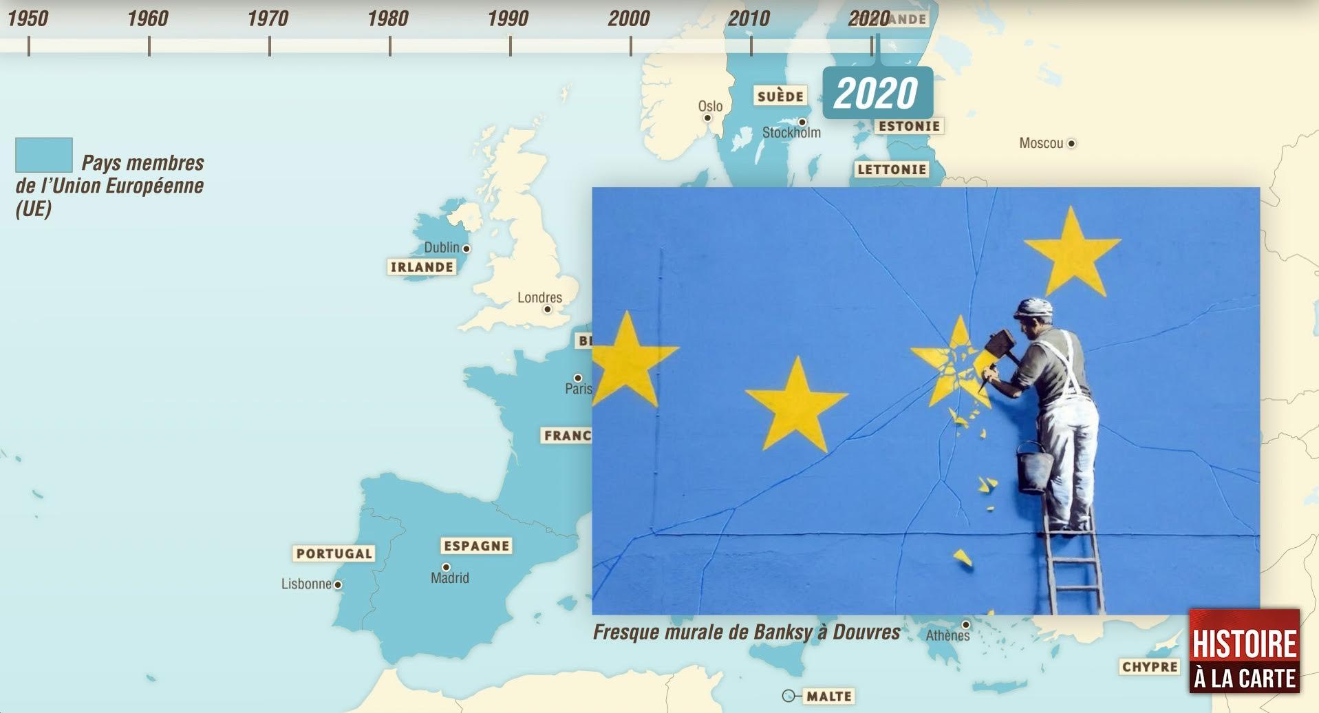 La construcción europea