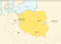Polonia: nuevas fronteras 1945-1947