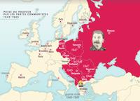 Europa: lo que se juega con la guerra fría 1947-1991