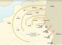 El plan alemán y el plan francés