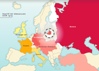 Europa tras la Primera Guerra mundial
