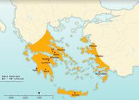El mundo griego, un espacio evolutivo